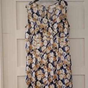 Full length dress, Liz Claiborne, 12P